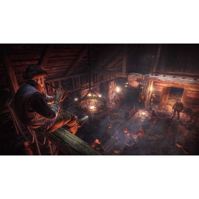 Игра The Witcher 3: Wild Hunt для Sony PS 4 (английская версия)