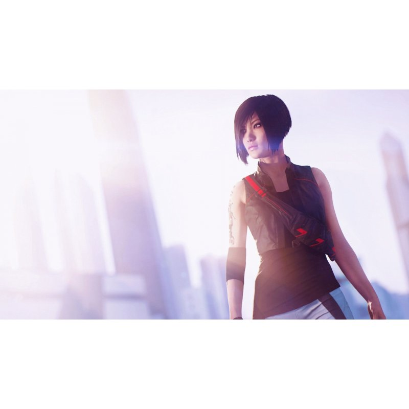 Игра Mirror's Edge Catalyst для Sony PS 4 (русская версия)