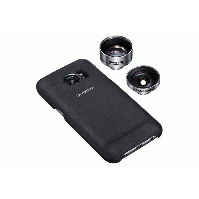 Чехол Lens Cover для Samsung Galaxy S7 G930 Black (ET-CG930DBEGRU)