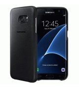 Чехол Leather Cover для Samsung Galaxy S7 Edge G935 Black (EF-VG935LBEGRU)