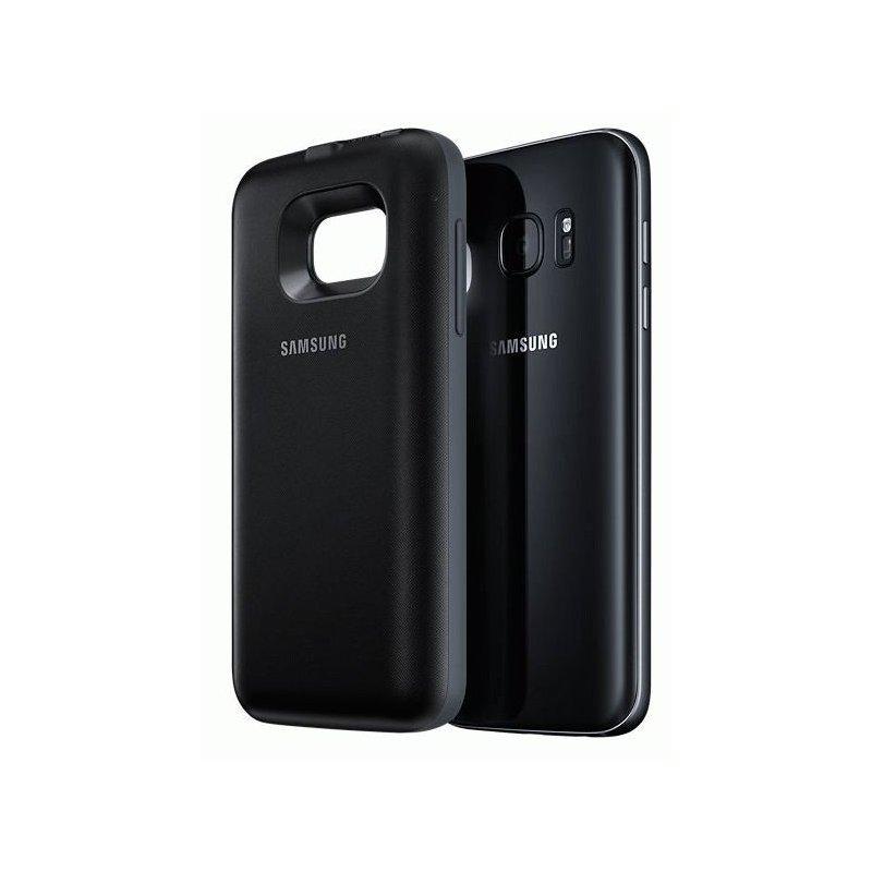 Чехол-аккумулятор Backpack для Samsung Galaxy S7 G930 Black (EP-TG930BBRGRU)