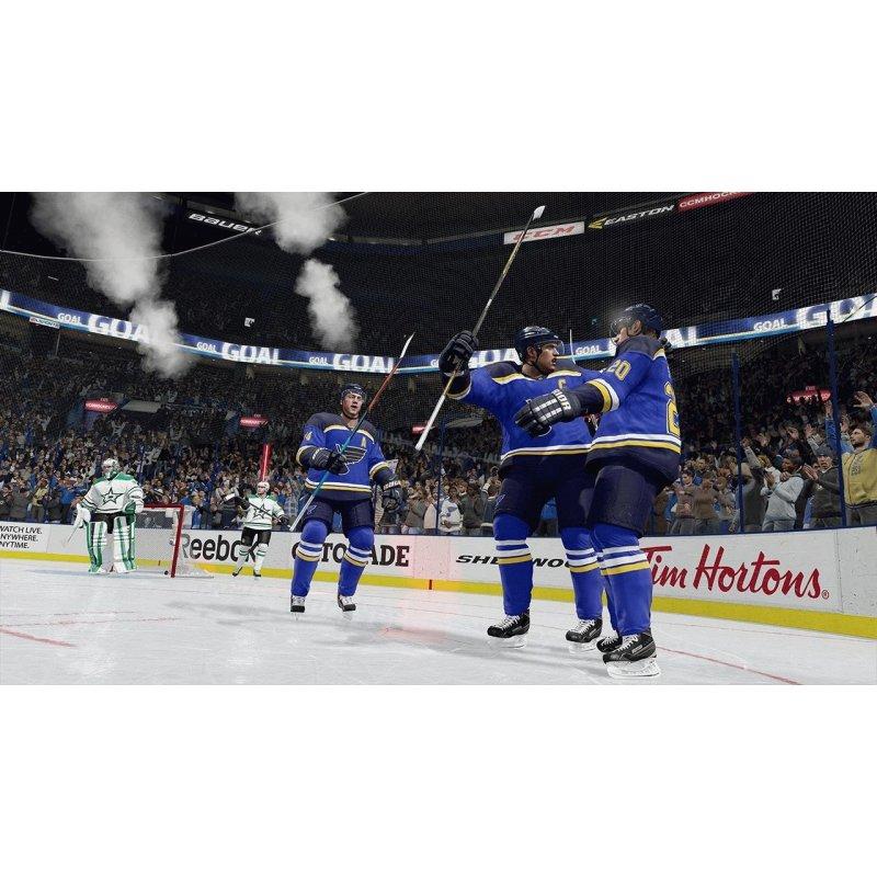 Игра NHL 16 для Sony PS 4 (русские субтитры)