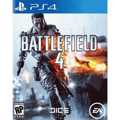 Игра Battlefield 4 для Sony PS 4 (русская версия)