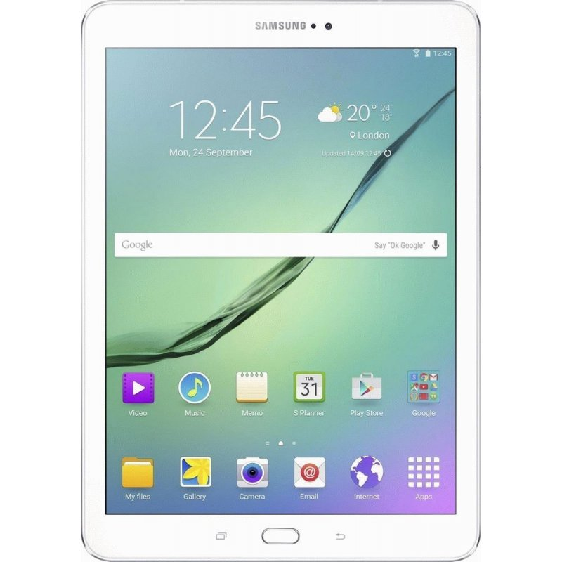 Samsung Galaxy Tab S2 9.7 (2016) 32GB White (SM-T813NZWESEK)