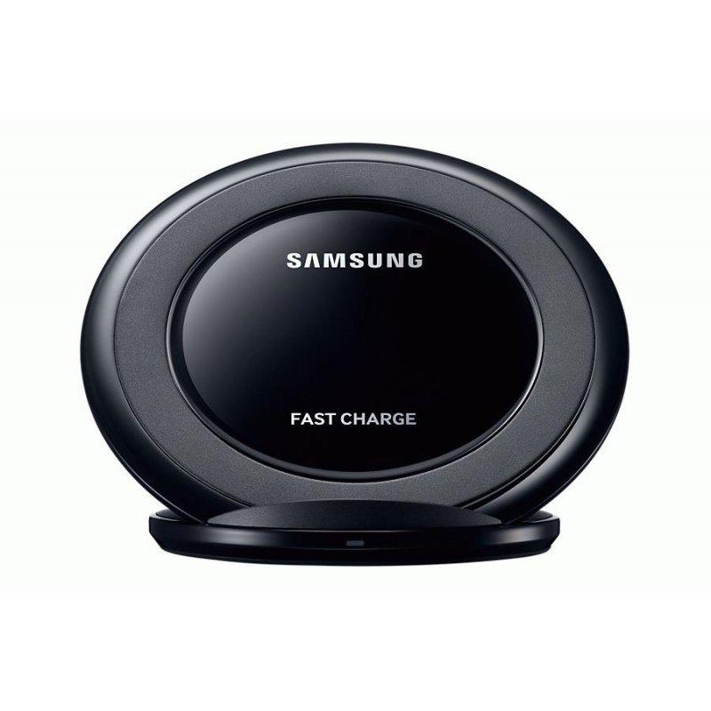 Быстрое беспроводное зарядное устройство Samsung (EP-NG930BBRGRU) Black
