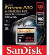 Карта памяти SanDisk CompactFlash Extreme Pro 128GB (SDCFXPS-128G-X46)