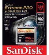 Карта памяти SanDisk CompactFlash Extreme Pro 256GB (SDCFXPS-256G-X46)
