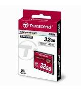 Карта памяти Transcend CompactFlash 32GB 800x (TS32GCF800)