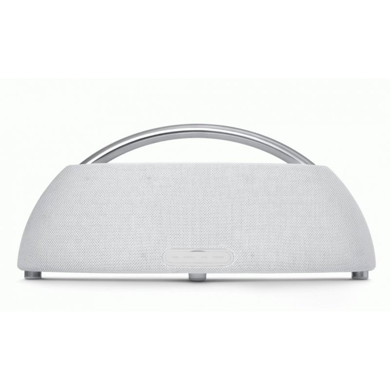 Акустическая система Harman Kardon Go+Play Mini Wireless White (HKGOPLAYMINIWHTEU)