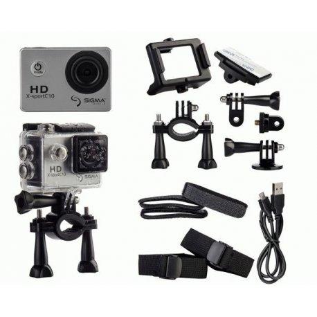 Экшн-камера Sigma mobile X-sport C10 Black