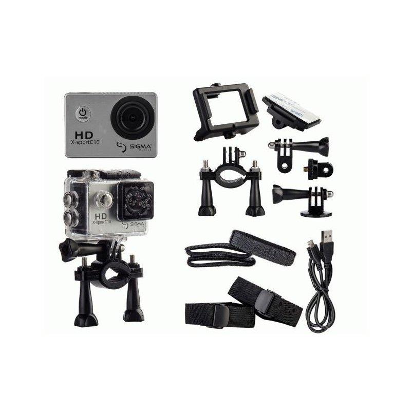 Экшн-камера Sigma mobile X-sport C10 Pink
