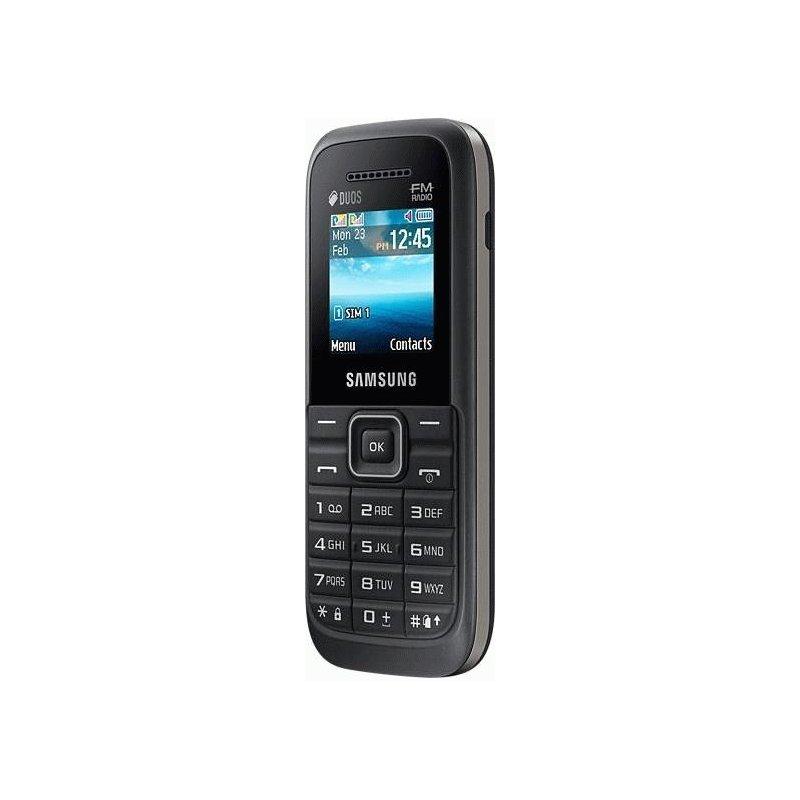 Samsung B110E Duos Black