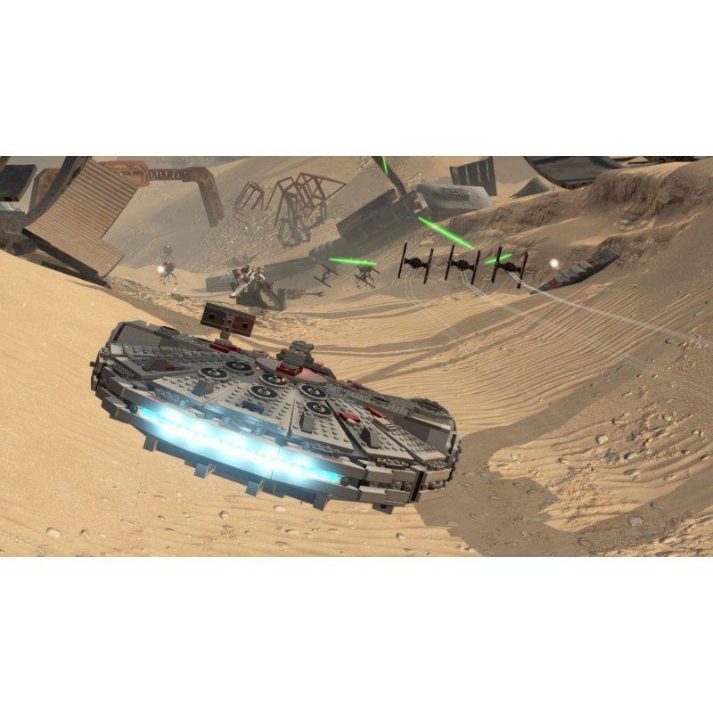 Игра LEGO Star Wars: Пробуждение силы для Sony PS 4 (русские субтитры)