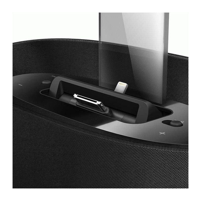 Philips DS1600 DualDock Black (DS1600/12)