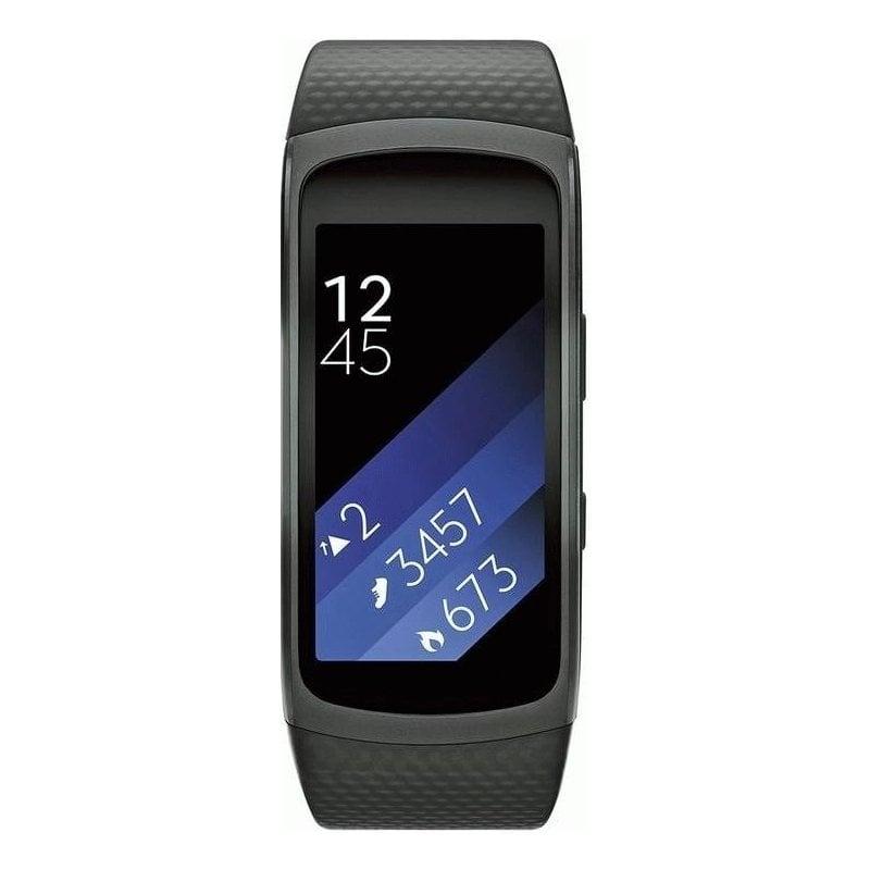 Фитнес-браслет Samsung Gear Fit2 SM-R360 Dark Grey
