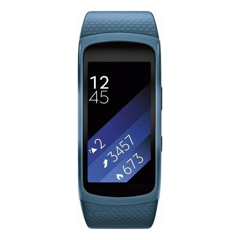 Фитнес-браслет Samsung Gear Fit2 SM-R360 Blue