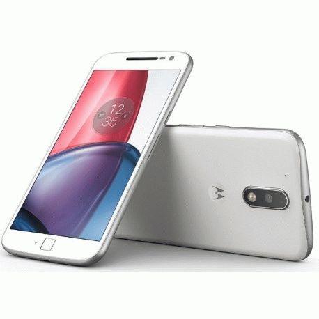 Motorola MOTO G4 Plus (XT1642) White
