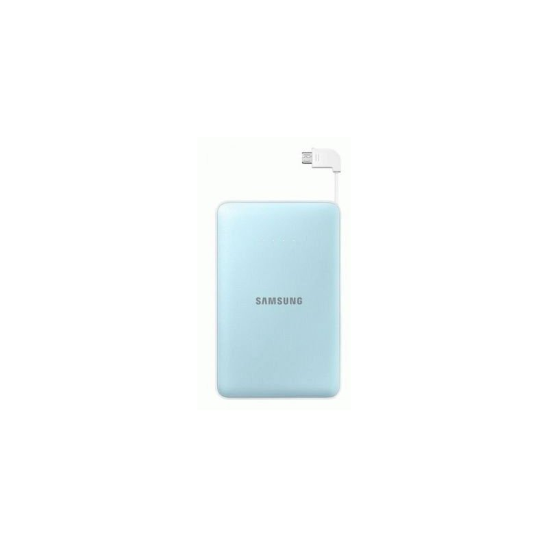 Внешний аккумулятор Samsung 11300 mAh Blue (EB-PN915BLRGRU)