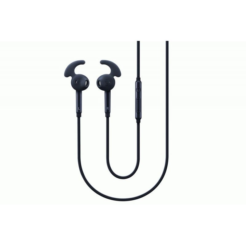 Наушники-гарнитура Samsung EO-EG920L Blue-Black (EO-EG920LBEGRU)