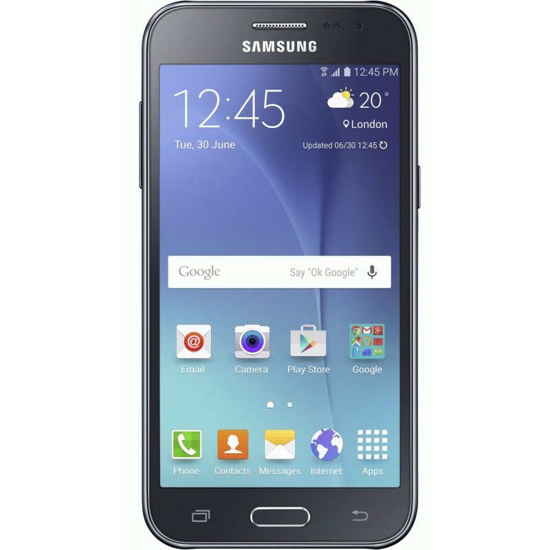 Samsung Galaxy J2 Duos J200H/DS Black