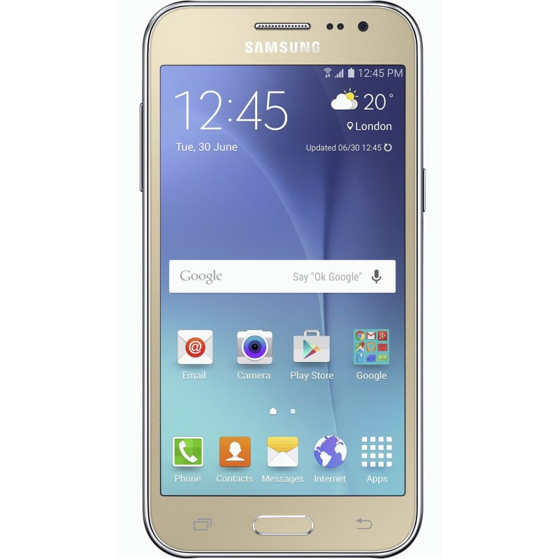 Samsung Galaxy J2 Duos J200H/DS Gold