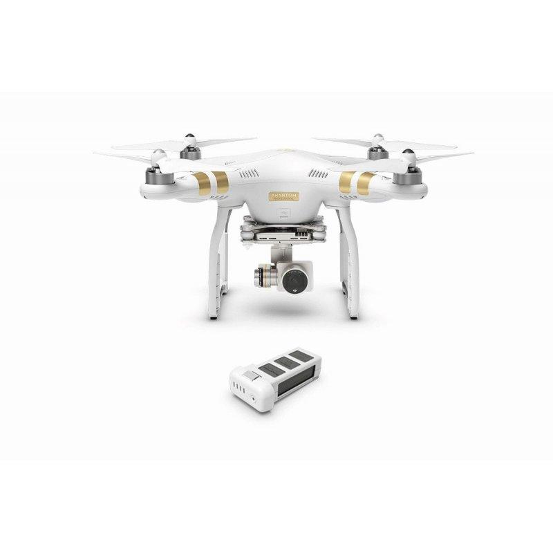 Квадрокоптер DJI Phantom 3 Professional + 1 дополнительный аккумулятор