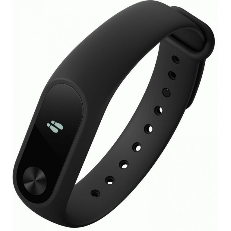 Фитнес-трекер Xiaomi Mi Band 2 (OLED) Black