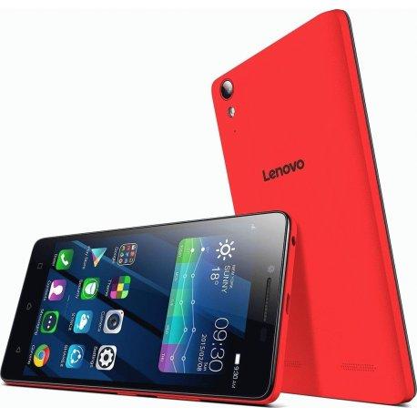 Lenovo A6010 Music Red