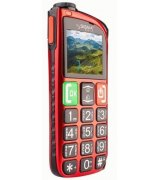 Sigma mobile Comfort 50 Light Dual Sim Red