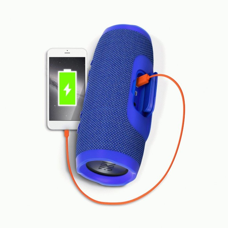 JBL Charge 3 Blue (JBLCHARGE3BLUEEU)
