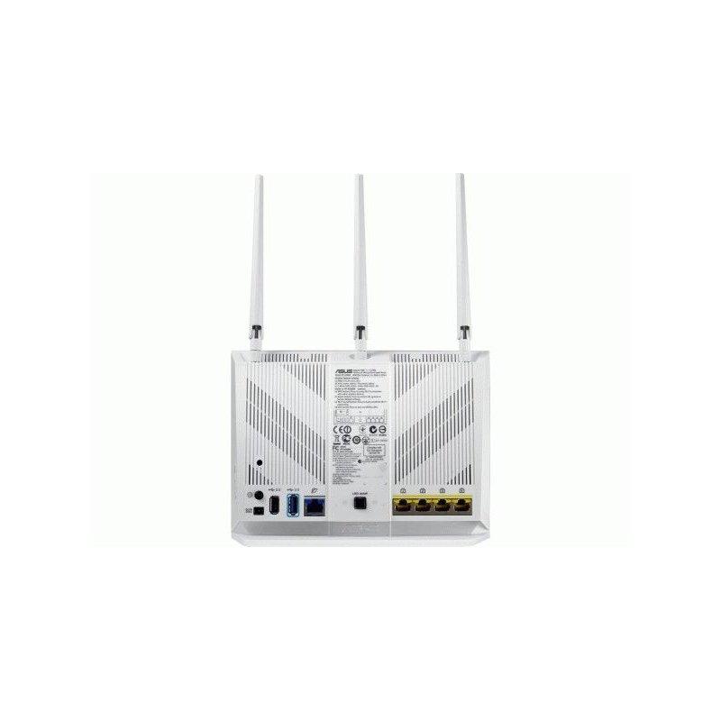 Маршрутизатор Asus RT-AC68U White