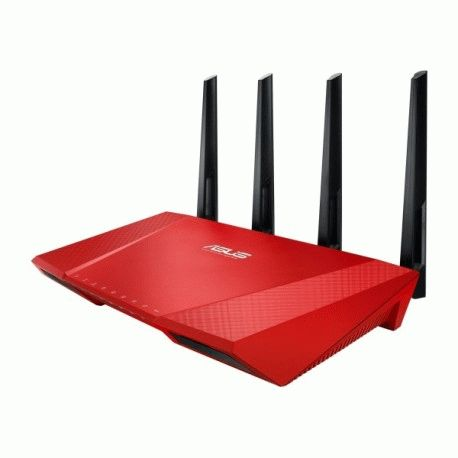 Маршрутизатор Asus RT-AC87U Red