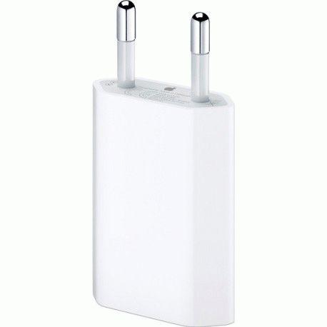 Зарядное устройство Apple 5 Вт USB Power Adapter (MD813ZM/A)