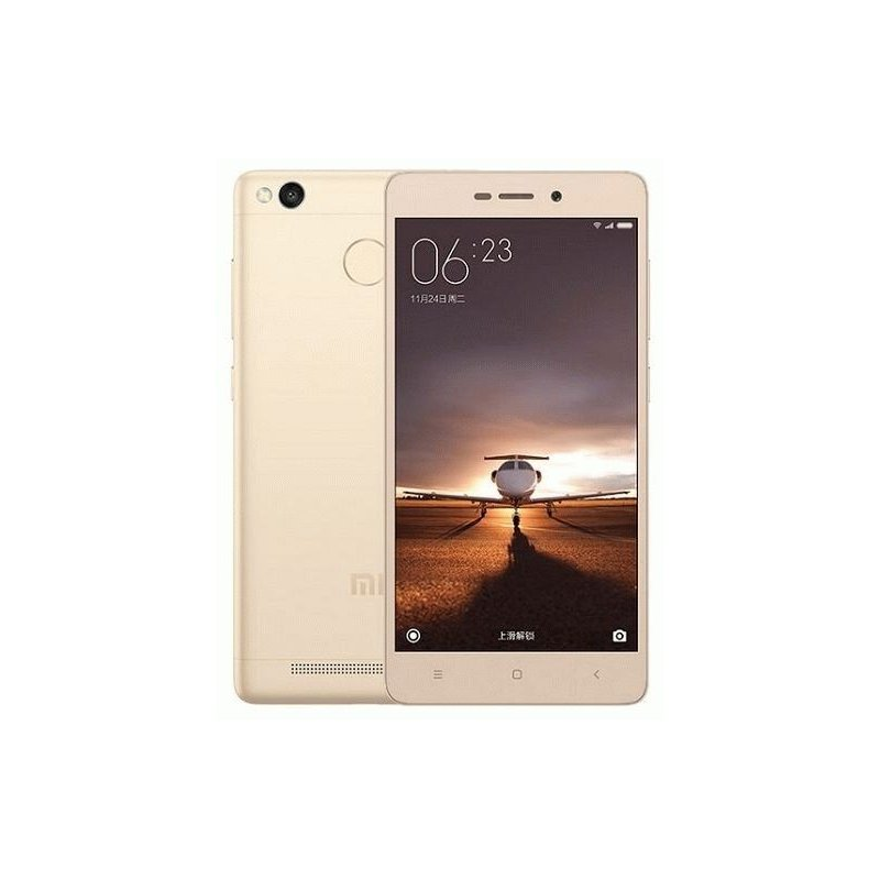 Xiaomi Redmi 3 Pro 3/32GB CDMA+GSM Gold