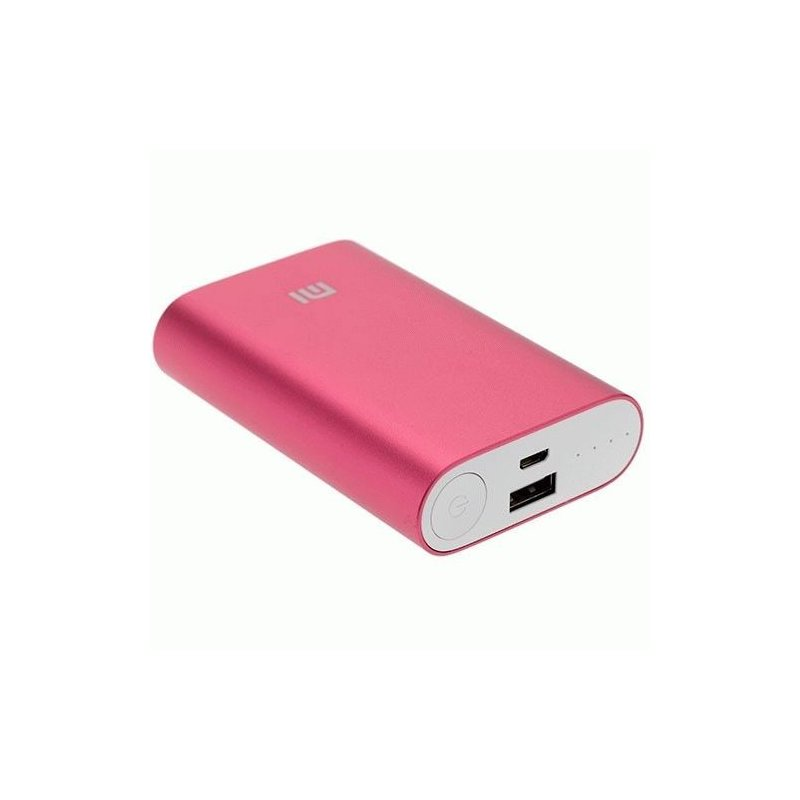 Внешний аккумулятор Xiaomi Power Bank 10000 mAh Red