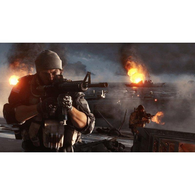 Игра Battlefield 4 Premium Edition для Sony PS 4 (русская версия)