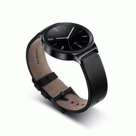 Умные часы Huawei Watch Black Leather