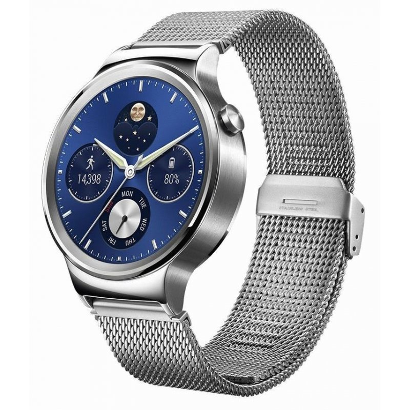 Умные часы Huawei Watch Stainless Steel