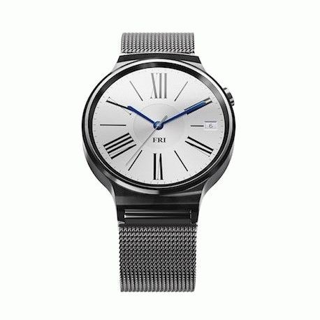 Умные часы Huawei Watch Stainless Steel