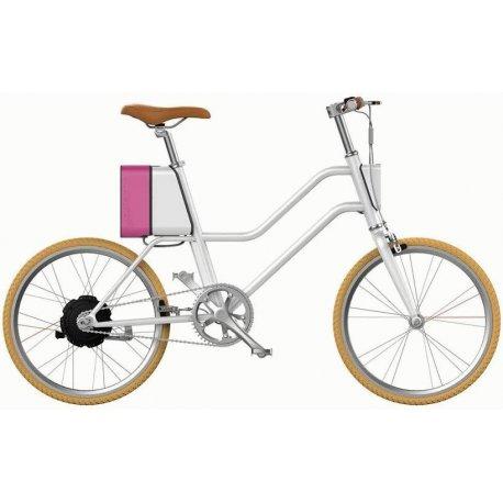 Электровелосипед Xiaomi Yunbike C1 Women White