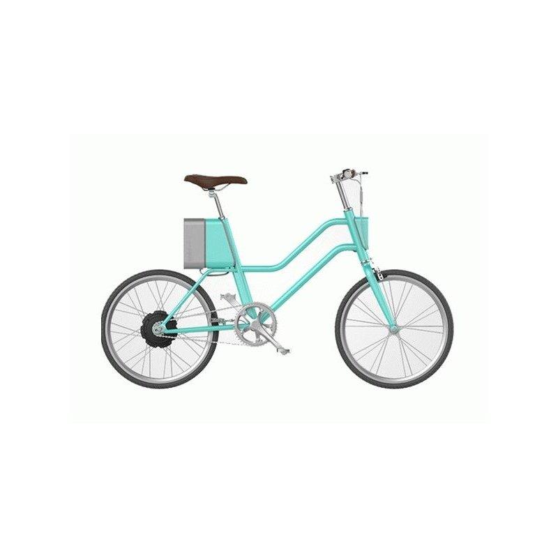 Электровелосипед Xiaomi Yunbike C1 Women Green