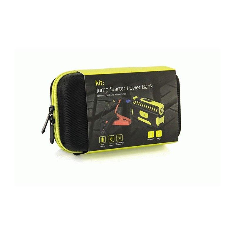 Пусковое устройство для автомобилей Kit Car Jump Starter Power Bank 12000 mAh