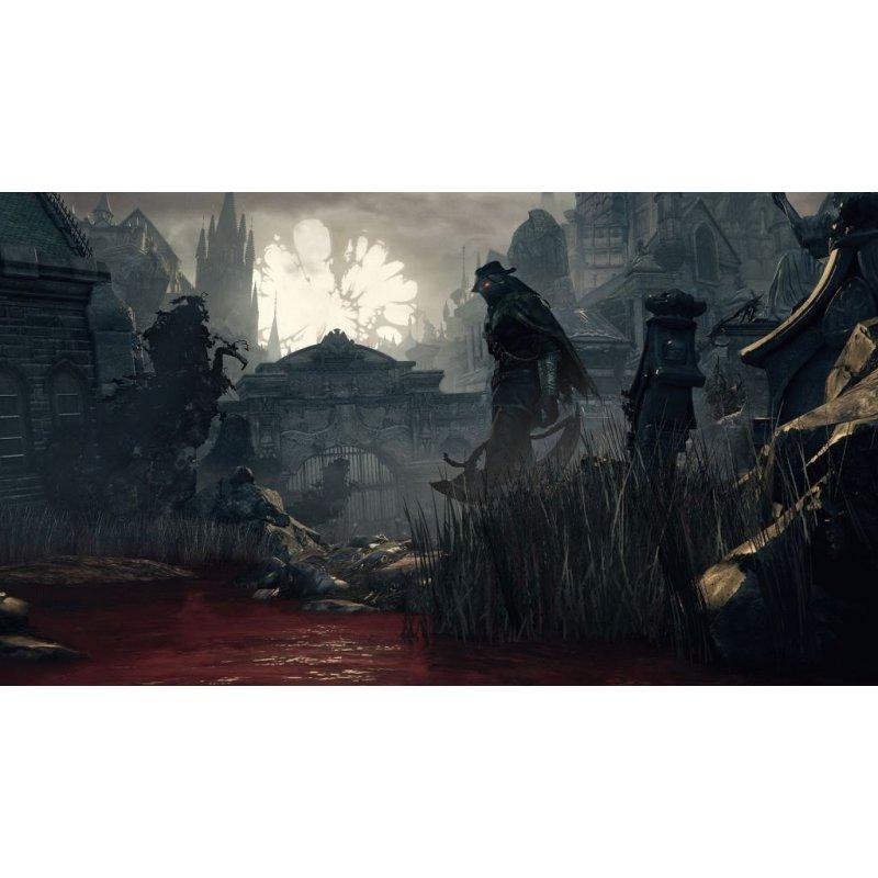 Игра Bloodborne: Порождение крови. Game of the Year Edition для Sony PS 4 (русские субтитры)