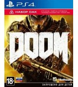 Игра Doom: UAC Pack для Sony PS 4 (русская версия)