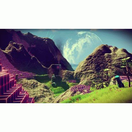 Игра No Man's Sky для Sony PS 4 (русская версия)