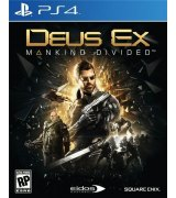 Игра Deus Ex: Mankind Divided для Sony PS 4 (русская версия)