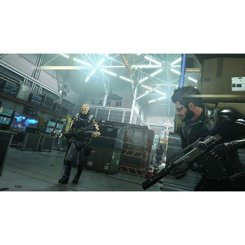 Игра Deus Ex: Mankind Divided для Sony PS 4 (русская версия)