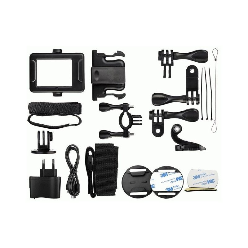 Экшн-камера Sigma mobile X-sport C19 Black