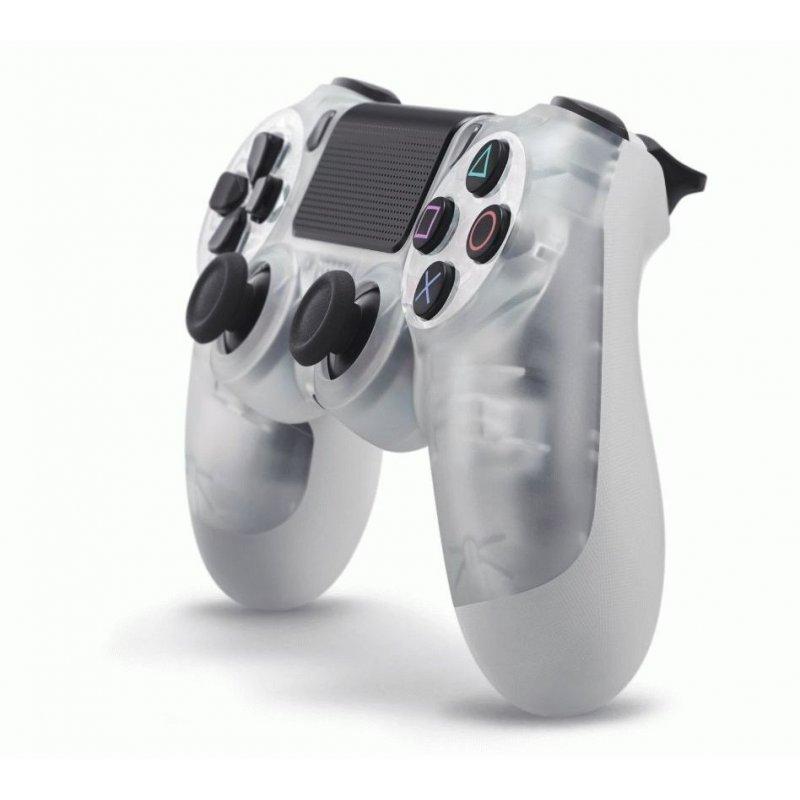 Беспроводной джойстик Dualshock 4 Crystal (PS4)