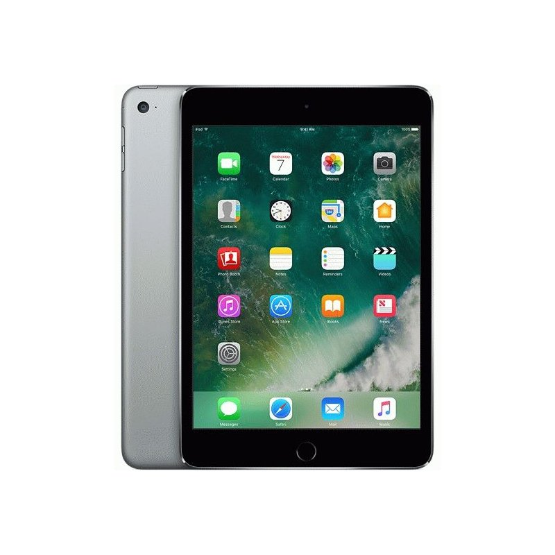 Apple iPad mini 4 32GB Wi-Fi Space Gray (MNY32RK/A)